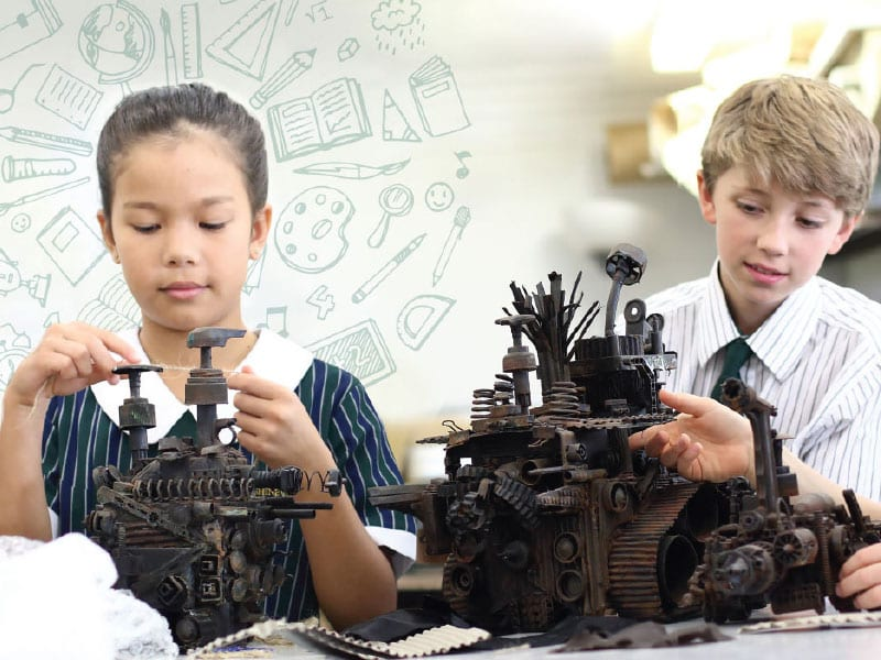 Sunshine Coast Grammar Primary School