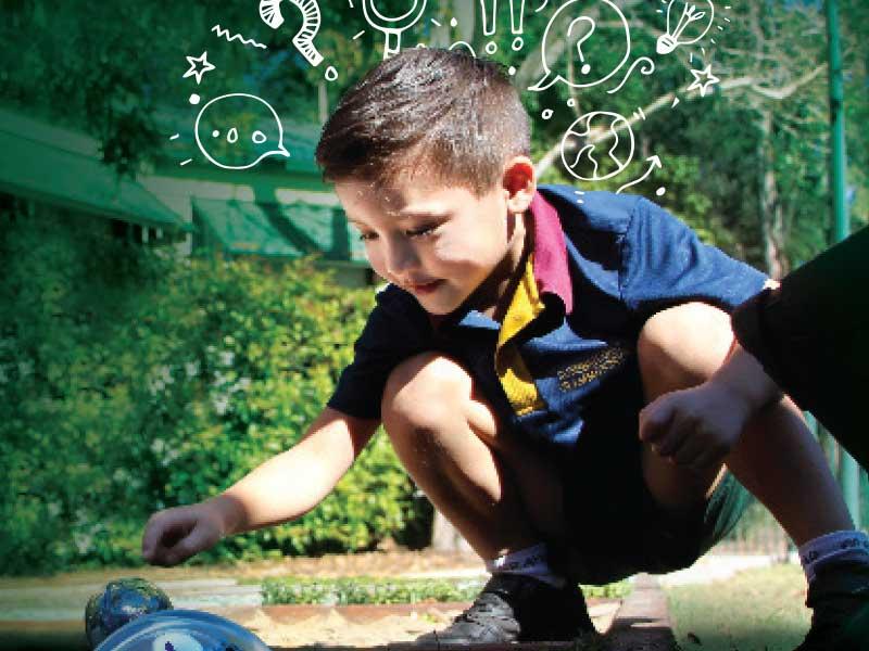 early childhood learning at Sunshine Coast Grammar School