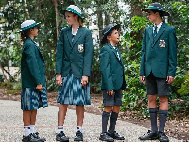 Sunshine Coast Grammar School Enrolment