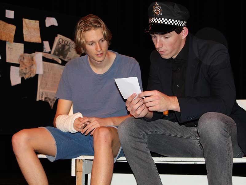 Sunshine Coast Grammar School Drama Participants