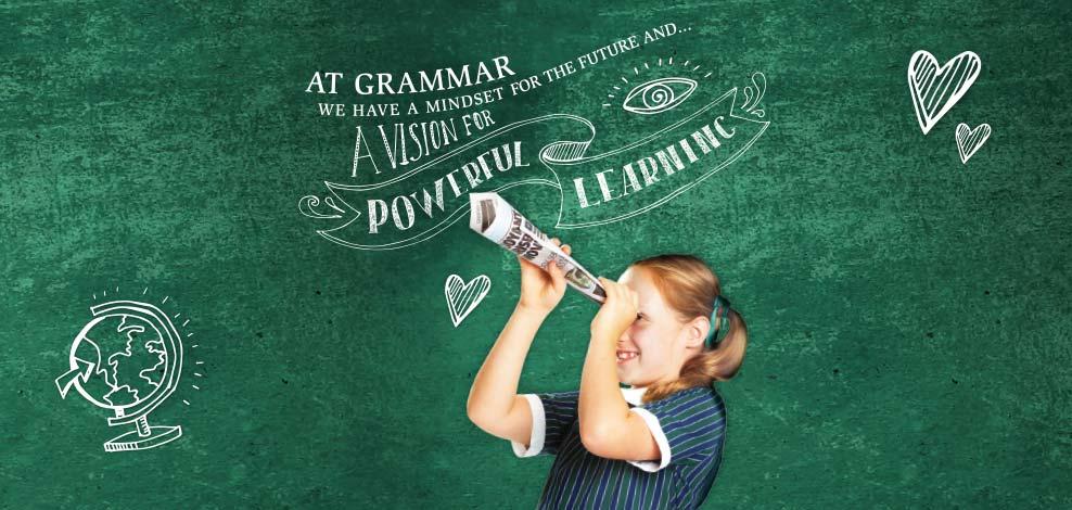 Grammar school vision