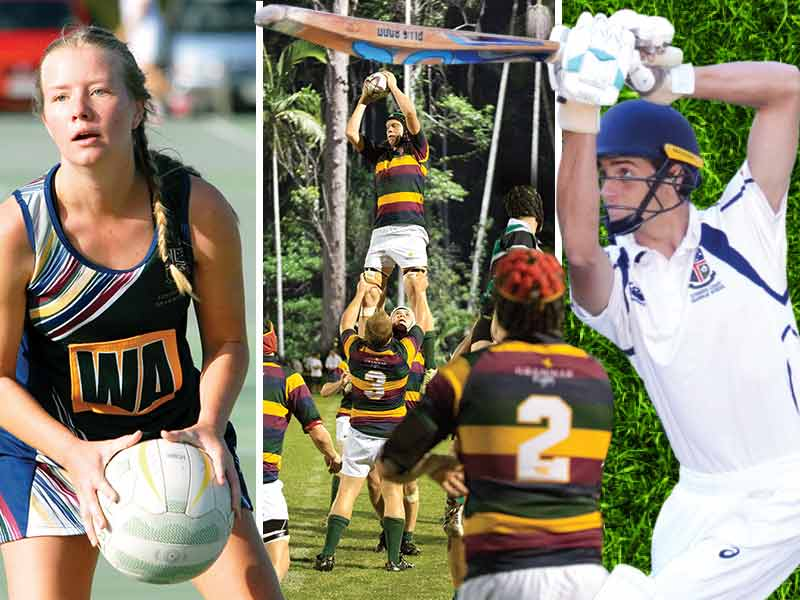 Sunshine Coast Grammar School Sports
