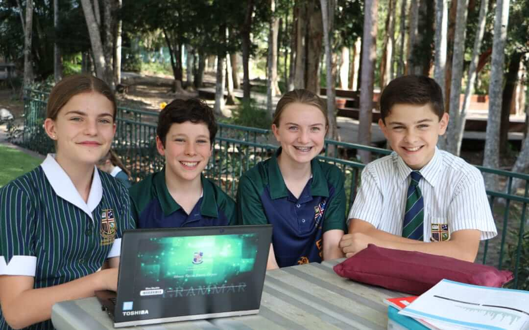 Grammar celebrates outstanding NAPLAN results