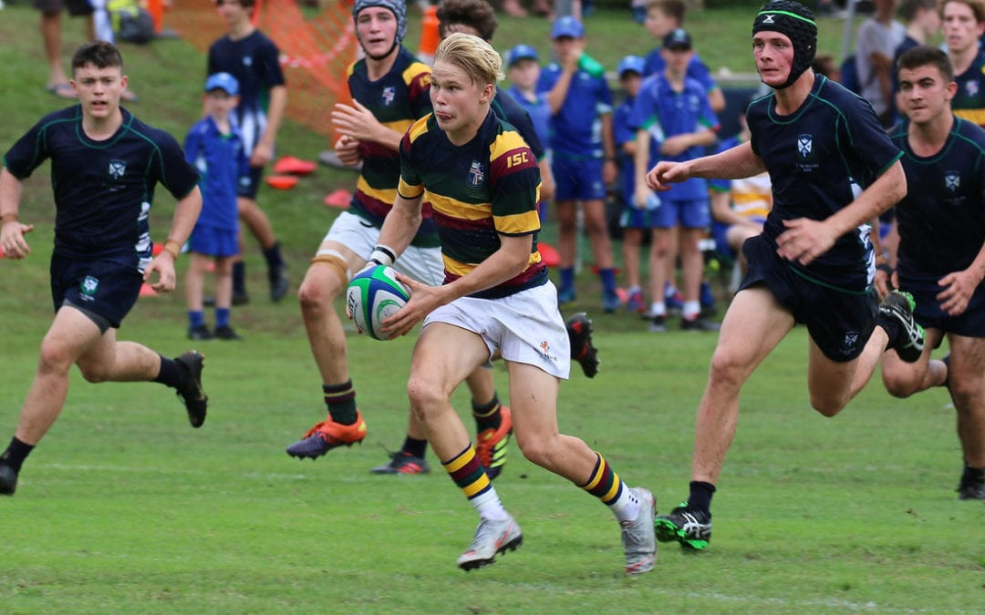 School boy selected in Australian 7's rugby team