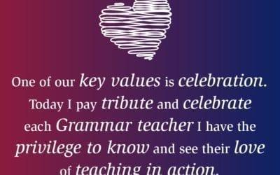 Celebrating Grammar Teachers
