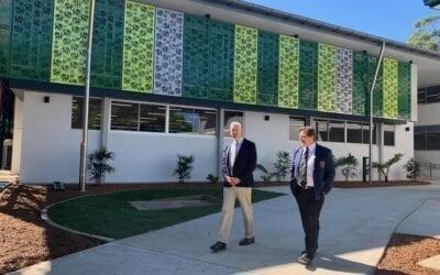 Grammar unveils new Science Centre