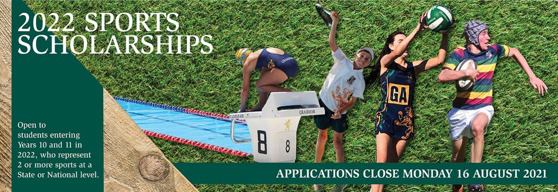 Sunshine Coast Grammar Sport Scholarships